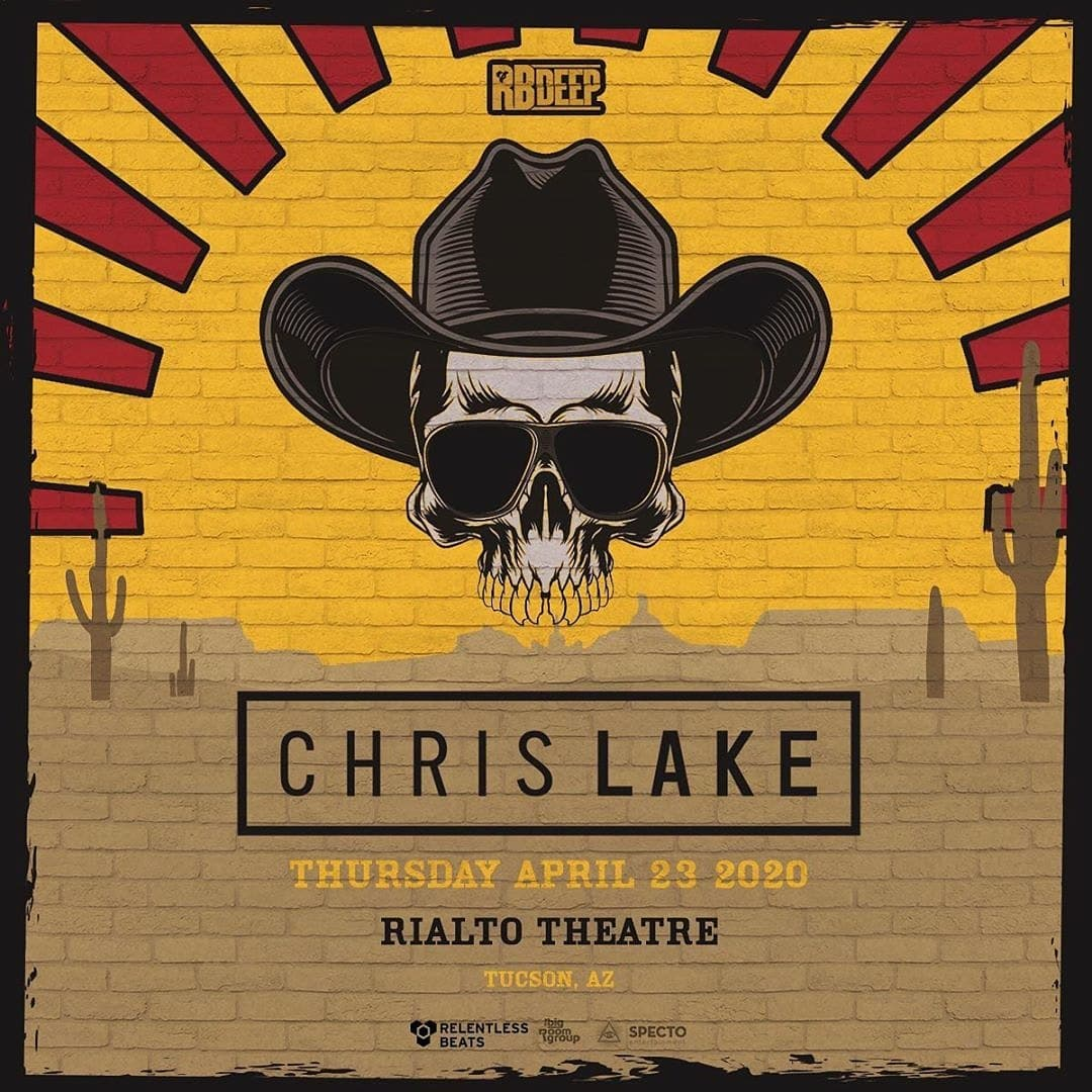 chris lake flyer